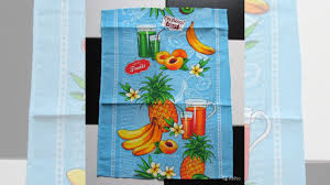 Набор кухонных <b>полотенец Letto</b> 2 шт хлопок 47х62см купить в ...
