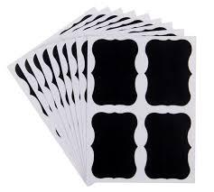 Free UPS Fedex Ship <b>Hot Sale 36Pcs</b> Set Blackboard Sticker Craft