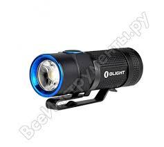 Светодиодный <b>фонарь Olight S1R</b> Baton CW MV-918619 - цена ...