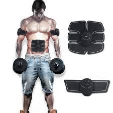 Wireless Muscle <b>Stimulator EMS Stimulation</b> Body Slimming Beauty ...