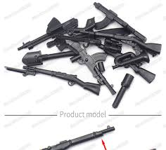<b>Military Assembly</b> Weapons WW2 Crooked Handle Guns Building ...