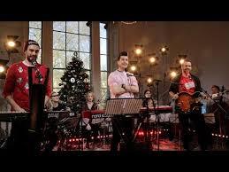 Bastille - Christmas Mashup in the Christmas Live Lounge - YouTube