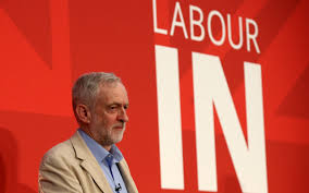 Image result for Jeremy Corbyn EU