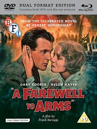 a farewell to arms dual format edition dvd amazon co uk a farewell to arms 1932 dual format edition dvd amazon co uk gary cooper helen hayes adolphe manjou frank borzage dvd blu ray