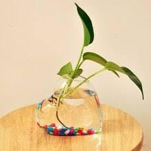 Подвесная стеклянная <b>ваза в форме</b> сердца подвесная ...