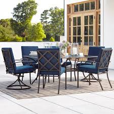 patio dining: luxury  piece patio dining set with  piece patio dining set ideas for home decorating