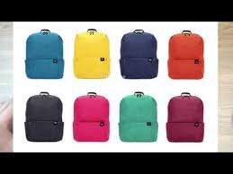 Новый <b>рюкзак Xiaomi</b> на 10л | Mi Colorful Mini Backpack 10l ...