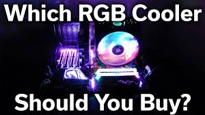 Cooler Master RGB <b>CPU Coolers</b> - 4 vs <b>6 Heatpipes</b> - YouTube