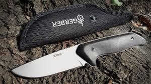 Обзор <b>ножа</b> с фиксированным клинком <b>Gerber Moment</b> Fixed Blade