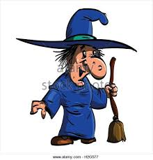 Image result for witch holding her broom stick cartoon