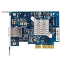 Reviews: <b>Qnap Single</b>-<b>Port</b> (<b>10Gbase</b>-<b>T</b>) 10GbE Network Expansion ...