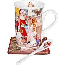 <b>Новогодний чайный набор</b> в подарочной коробке 15780.