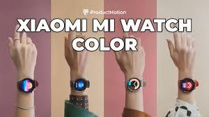 <b>Xiaomi Mi</b> Watch Color | The <b>2020</b> Smartwatch you need? - YouTube