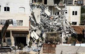 Image result for destroyed house images