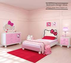 Girls Bedroom Design Ideas With Modern Furniture And Wooden