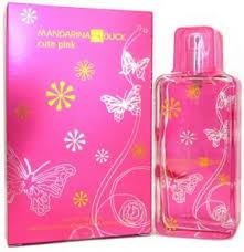 <b>Mandarina Duck Cute Pink</b> / KrasParfum.Ru - Интернет магазин ...