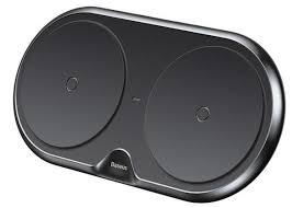 Беспроводное <b>зарядное устройство Baseus</b> Dual Wireless ...
