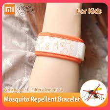 Xiaomi Eco-Chain <b>Clean</b>-<b>n</b>-<b>Fresh Plant Mosquito</b> Repellent Bracelet ...