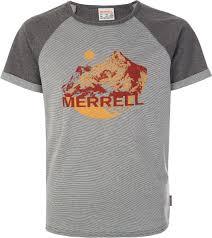 <b>Футболка Merrell Boys</b>' <b>training</b> T-shirt — купить в интернет ...