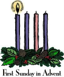Image result for advent first sunday 2015
