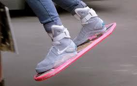 Nike MAG. Назад в будущее 2
