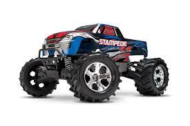 <b>Радиоуправляемая машина TRAXXAS</b> Stampede 4x4 <b>1:10</b> 4WD ...