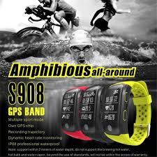 <b>OGEDA</b> 2019 NEW <b>Smart Watch</b> Men <b>Sport</b> GPS Bluetooth LED M1 ...