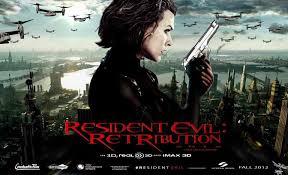 Resident Evil Retribution altyazılı izle