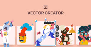 Vector Creator — Create engaging <b>illustrations</b> in-browser for free