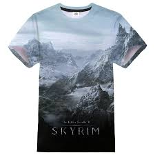 Special Price For <b>tshirt skyrim</b> near me and get free shipping - a402