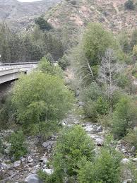 North Fork San Gabriel River