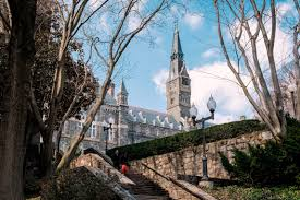 georgetown university admissions acceptance rate more