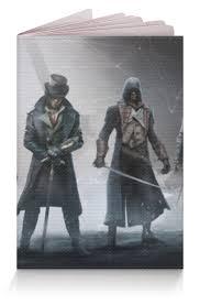 """Обложка для паспорта """"Assassins Creed / <b>Крэдо Убийцы</b> ..."""