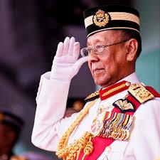 His Majesty the King, Tuanku Al-Haj Abdul Halim Mu'adzam Shah ibni Almarhum Sultan Badlishah is the Supreme Commander for The Malaysian Armed Forces ... - Agong