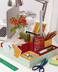 diy home office organization ideas storage box uncluttered desk diy home office desk recycled