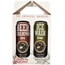 Подарочный <b>набор The Chemical Barbers</b> Beer Shampoo Gift Set ...