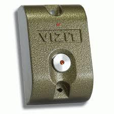 <b>Кнопка</b> выхода <b>VIZIT</b>-<b>EXIT 300M</b>