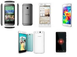 5 mejores smartphones