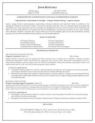 resume sample for events marketing retail customer service lead environmental planner resume sample template resume event manager resume format special events coordinator resume cover