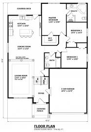 ideas about Custom House Plans on Pinterest   House plans    House Plans Canada   raised bungalow