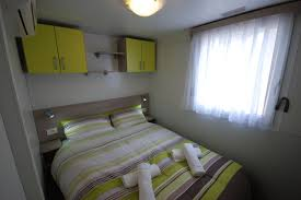 Mobile Home Bedroom The Torcello Mobile Home At Union Lido Italy