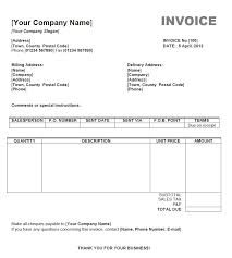 blank invoice template blankinvoice org it consulting for word  online business invoice template 2017 it consultant excel templates for mac 9 y it invoice