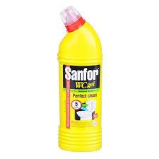 <b>Средство для чистки и</b> дезинфекции сантехники Санфор WC ...