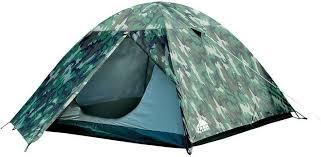 "<b>Палатка</b> четырехместная <b>Trek Planet</b> ""<b>Alaska</b> 4"", цвет: камуфляж ..."