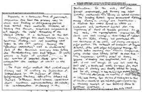 SAT Essay  high scoring student example     article    Khan Academy Study com Good American History Essay Topics Priboyprimorsk Com