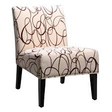 room slipper chair accent chairs for armless accent chairs for living room armless accent chairs
