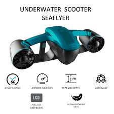 Underwater subaquatic <b>electric scooter</b> Seaflyer 1.0 45 Depth ...