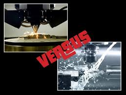 The <b>Battle</b> of Manufacturing: Additive <b>vs</b> Subtractive ...
