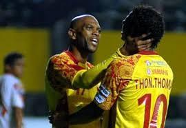 Kalahkan Persiwa, Sriwijaya FC kokoh di puncak klasemen