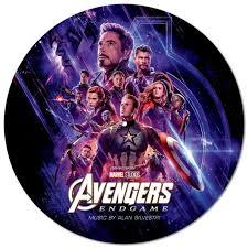 Виниловая пластинка Soundtrack Alan Silvestri: <b>Avengers</b> ...